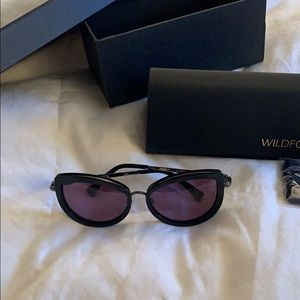 Wild fox sunglasses chaton style